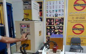 کنترل سوئیچ نمایشگاه حمل ریلی
